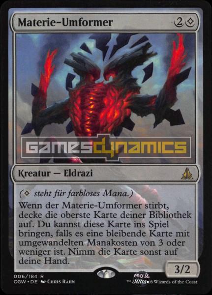 Materie-Umformer