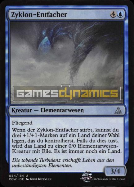 Zyklon-Entfacher
